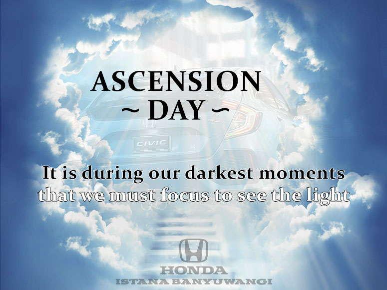 Ascension Day - Honda Istana Banyuwangi