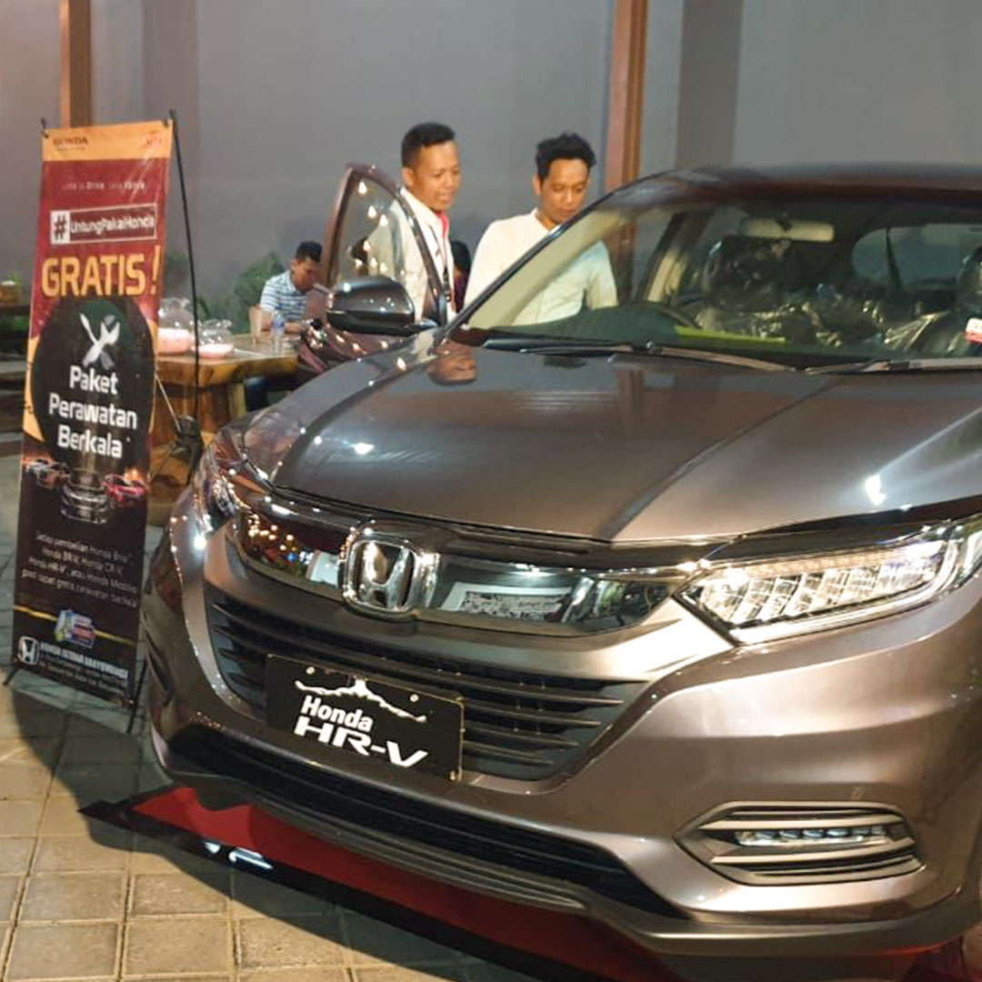 New Honda HR-V Special Event