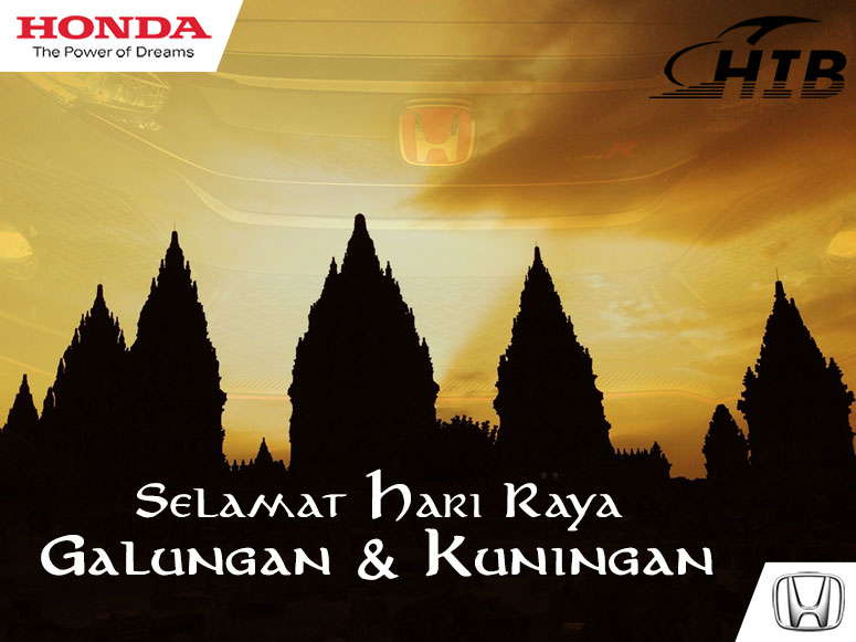 Selamat Hari Raya Galungan Kuningan Honda Istana Banyuwangi Dealer Showroom Resmi Honda Mobil