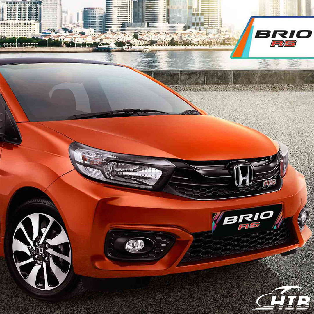 All New Honda Brio RS