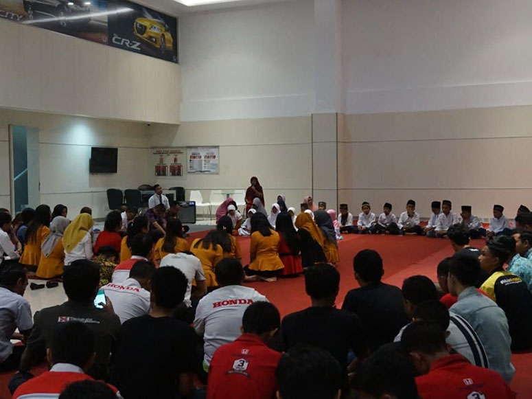 Buka Puasa Bersama Yayasan TPQ An-Nur Panderejo