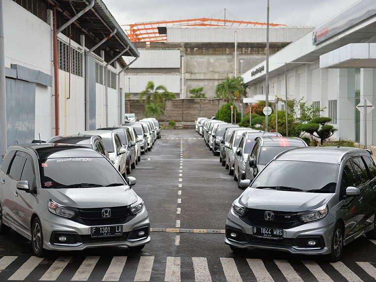 Honda Mobilio Battle of Efficiency