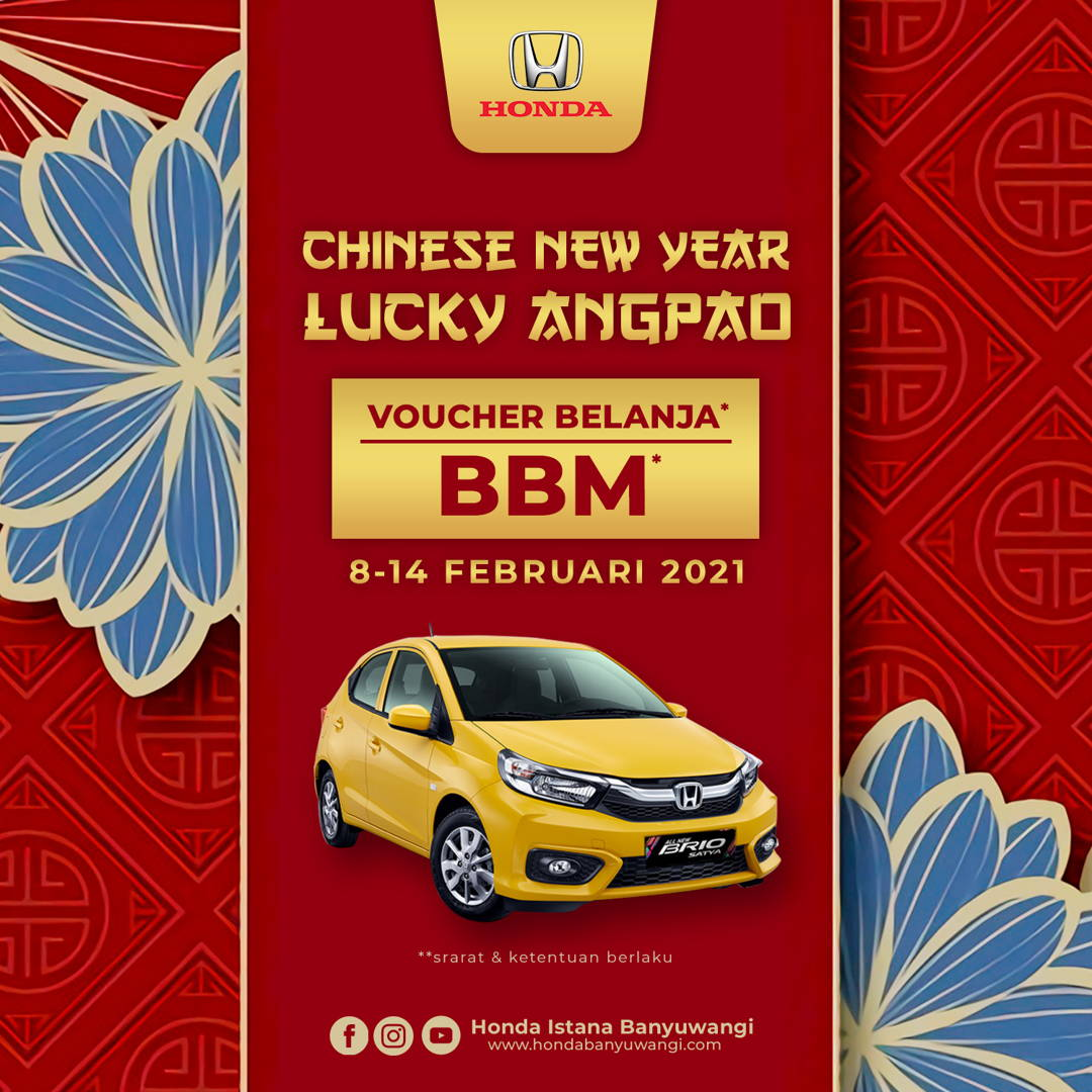 Chinese New Year Lucky Angpao